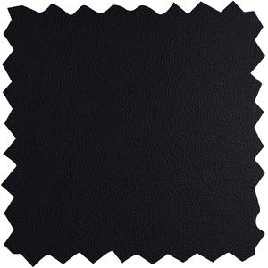 ANRO Kunstleder Lederimitat Polsterstoff Meterware Nappaleder Schwarzblau 220x140cm