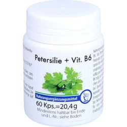 PETERSILIE+Vitamin B6 Kapseln 60 St.