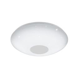Eglo LED-Deckenleuchte Voltago 2 mit Kristalleffekt, 29,5 cm