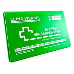 LEINA-WERKE Verbandskasten DIN 13157 grün