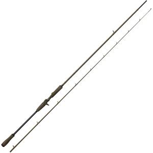 Savage Gear SG4 Crank & Vib Specialist 230cm 12-32g - Baitcaster Rute für Hardbaits, Spinnrute für Wobbler, Raubfischrute für Barsch & Zander