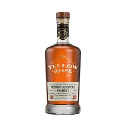 Yellow Rose Premium American Whiskey 40%vol. 0,7L