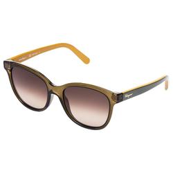 Salvatore Ferragamo Damen Sonnenbrille SF834S-323 - Größe:Einheitsgröße