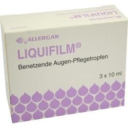 LIQUIFILM Benetzende Augen Pflegetropfen 30 ml
