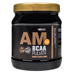 AMSPORT BCAA Pulver, 450 g Dose, Orange