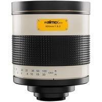 Spiegeltele 800 mm F8,0 DX Micro Four Thirds