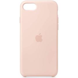 Apple iPhone SE Silikon Case sandrosa