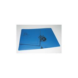 Auer Verlag Schreibtischaufsatz Schreibtisch-Auflage für Linkshänder, cobalt-blau