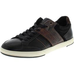 Levi's® BEYERS LOW Black Herren Sneaker Schwarz Sneaker 45 EU