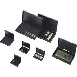 BJZ ESD-Box (L x B x H) 74 x 51 x 21mm leitfähig C-186 203