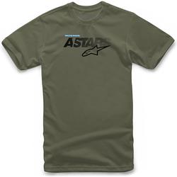 Alpinestars Ensure T-Shirt, grün, Größe 2XL