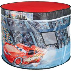JOHN Spiel, Spielzelt Cars - mit Lichtspiel