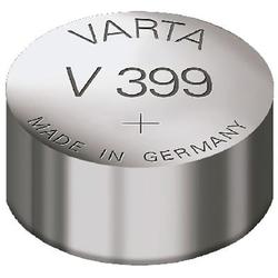 Varta Uhrenbatterie 399, wie V399, S19, 613, 280-44, D399, SR927W, 1165SO, SB...