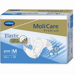 MoliCare Premium Elastic super plus Inkontinenz-Windel, Bei schwerer Harn- und Stuhlinkontinenz, Größe: S, 1 Packung = 30 Stück