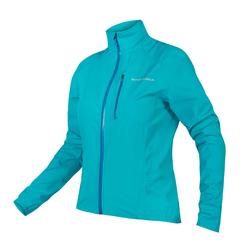 Endura Wms Hummvee Lite Jacket Damen Fahrradjacke blau M