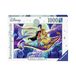 Ravensburger Puzzle Puzzle 1000 Teile, 70x50 cm, Aladdin Collector's, Puzzleteile
