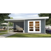 weka Designhaus 126 Gr.1 B grau 645 x 240