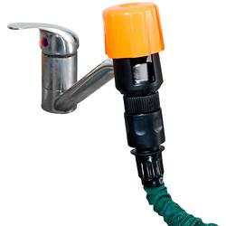Universal-Wasserhahn-Adapter zum Anschluss von Gartenschläuchen