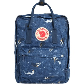 Fjällräven Kanken Art blue fable