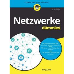Netzwerke für Dummies als Buch von Doug Lowe