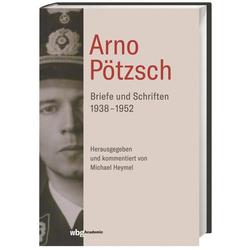 Arno Pötzsch als Buch von Arno Pötzsch