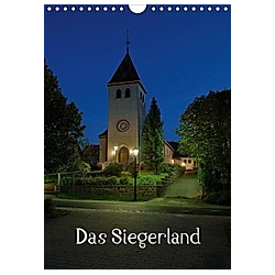 Das Siegerland (Wandkalender 2020 DIN A4 hoch)