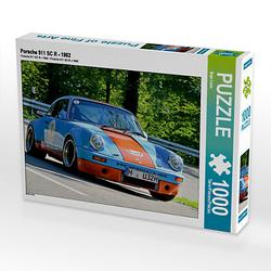 Porsche 911 SC R - 1982 Lege-Größe 64 x 48 cm Foto-Puzzle Bild von Ingo Laue Puzzle