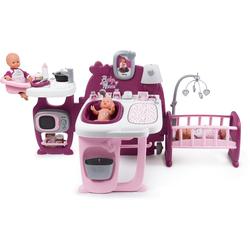 Smoby Puppen Pflegecenter Baby Nurse Puppen-Spielcenter, Made in Europe