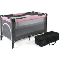 CHIC 4 BABY Luxus melange rosa