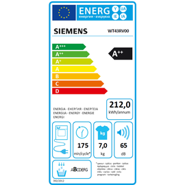 Siemens WT43RV00 iQ 300