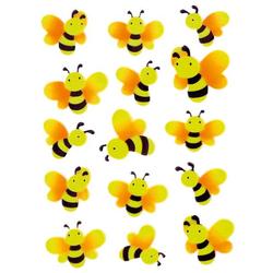 HERMA 6038 Sticker Magic Bienen Neon
