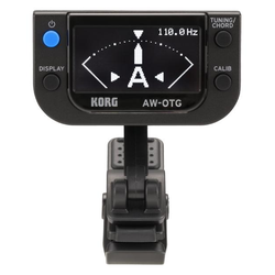 Korg AW-OTG Clip on Tuner