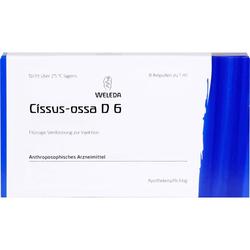 CISSUS-OSSA D 6 Ampullen 8 ml