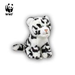 WWF Plüschfigur Plüschtier Schneeleopard (15cm)