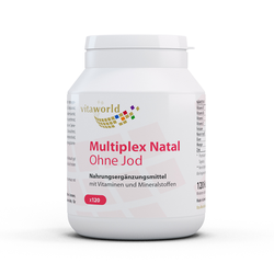 Multiplex Natal ohne Jod