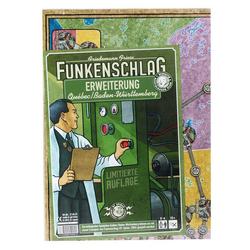 2F-Spiele Spiel, 2F-Spiele Funkenschlag - Québec/Baden-Württemberg