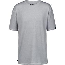 Quiksilver T-Shirt Herren in saragosso sea, Größe L saragosso sea L