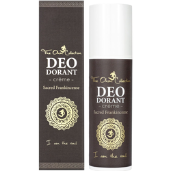 The Ohm Collection Deo Creme - Sacred Frankincense 50ml