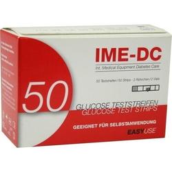IME DC Blutzuckerteststreifen 50 St