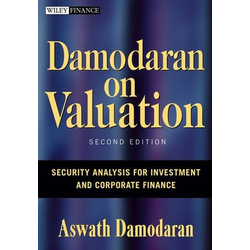 Damodaran on Valuation als Buch von Aswath Damodaran