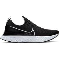 Nike React Infinity Run Flyknit W black/dark grey/white 42
