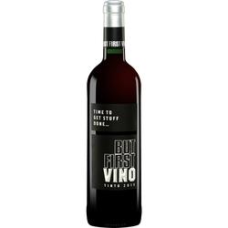 But First Vino 2019 0.75L 14.5% Vol. Rotwein Halbtrocken aus Spanien