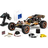 CARSON Wild GP Attack 1:5 RC Modellauto Benzin Buggy Heckantrieb (2WD) RtR 2,4GHz