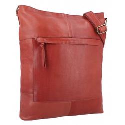 Gusti Leder Handtasche Maola (1-tlg), Handtasche Ledertasche Umhängetasche Laptoptasche braun