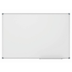 MAUL Whiteboard MAULstandard Emaille 150,0 x 100,0 cm emaillierter Stahl