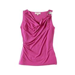 MICHAEL BY MICHAEL KORS T-Shirt MICHAEL KORS Damen Designer-Top, pink XS
