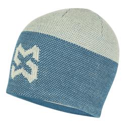Mütze Nature blau