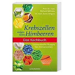 Krebszellen mögen keine Himbeeren, Das Kochbuch