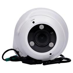 Busch-Jaeger 83550/2 Dome-Kamera Externe analoge Kamera für die Türsprechanlage. Weiß 2CKA008300A0488