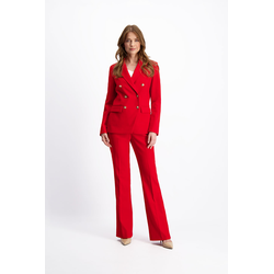 Lavard Rote elegante Hose 85220  34